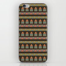 Traditional African Tribal Pottery Pattern iPhone & iPod Skin