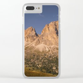 The Langkofel Group Clear iPhone Case