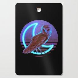 Night Owl Cutting Board