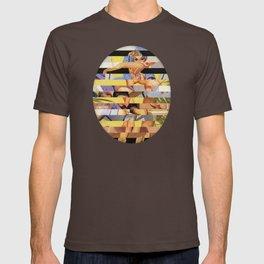 Glitch Pin-Up Redux: Courtney T-shirt
