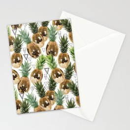 DISCO Pineapple  Stationery Cards