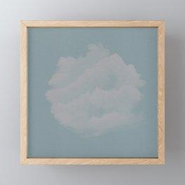 Dare to Dream - Cloud 89 of 100 Framed Mini Art Print