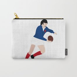 Rugby Champagne, le French Flair Carry-All Pouch