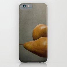 Brown Pears iPhone 6s Slim Case