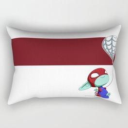 SpiderImp(ling) Rectangular Pillow