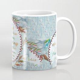 Brontë Quote Coffee Mug