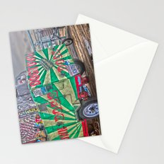 Hot Dogs on The Pier Stationery Cards