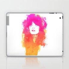 Zooey Deschanel Laptop & iPad Skin