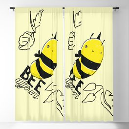 Bee Bee Bee Blackout Curtain