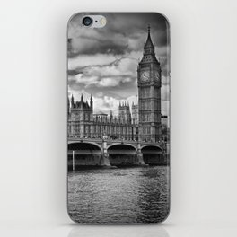 LONDON Houses of Parliament & Westminster Bridge iPhone Skin