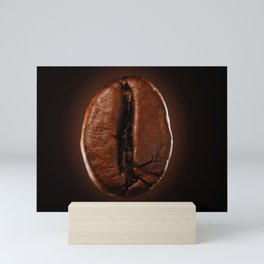 Bean of coffee Mini Art Print
