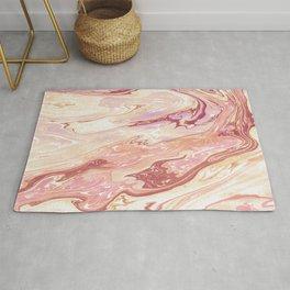 Pink Marble #society6 #decor Rug