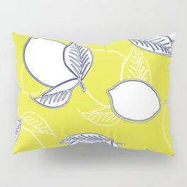 Limes and Lemons Pillow Sham