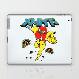 Metroid Japanese Promo Laptop & iPad Skin