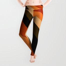 Autumn Stripes Leggings