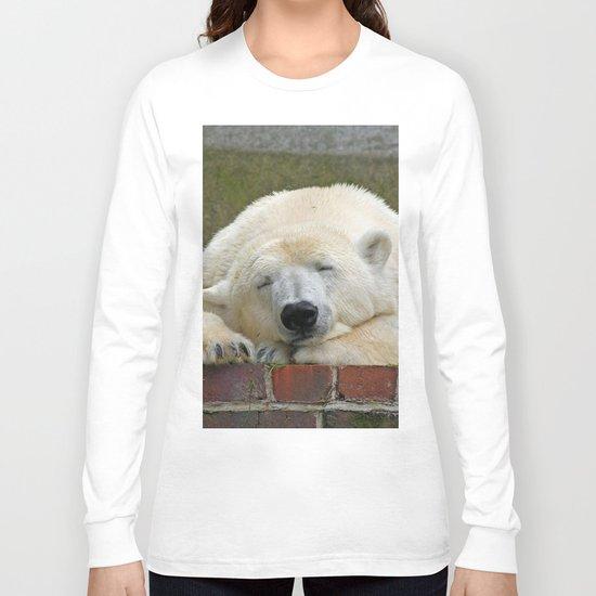 Polar Bear 003 Long Sleeve T-shirt