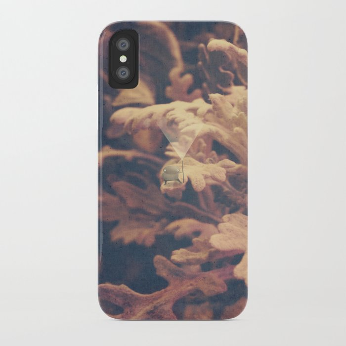light outshines the darkness iPhone Case