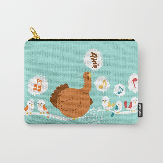 Its a sing along Carry-All Pouch