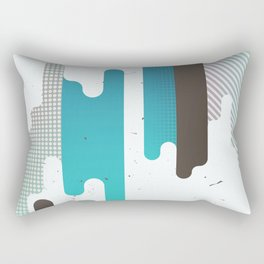 Abstract Texure Rectangular Pillow