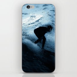 When The Water Falls iPhone Skin