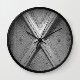 Ceiling Fresco's Wall Clock