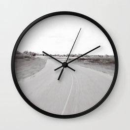 CREATIVE ENDLESS ROAD Wall Clock