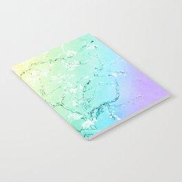 Van Gogh Almond Blossoms : Pastel Rainbows Notebook