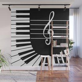 Piano Keys I Wall Mural