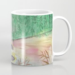 The Cove at Wallum Lake Coffee Mug