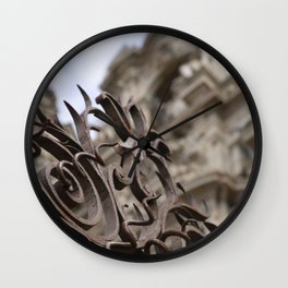 SANTIAGO DE COMPOSTELA Wall Clock