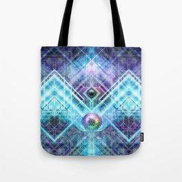 GenesisAlgorithm Tote Bag
