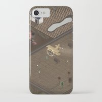 country iPhone & iPod Cases featuring Country by Soak