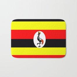 Flag of Uganda Bath Mat