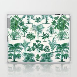 Exotic Tropical Palm Print Laptop & iPad Skin