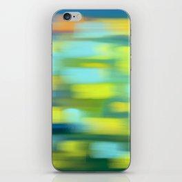 Night Train Journey iPhone Skin
