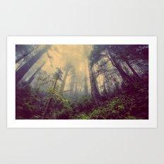 Surrender to the Wild Art Print