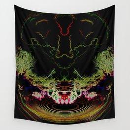 ALIEN 1 - 009 Wall Tapestry