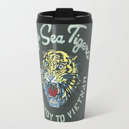 458th Sea Tigers Travel Mug