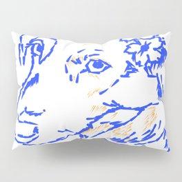 Pretty girl Pillow Sham