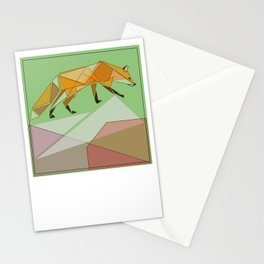 Silent Observer Stationery Cards