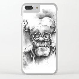 The Monster of Berry Clear iPhone Case