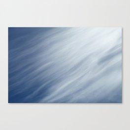 Cloud Wisps Canvas Print