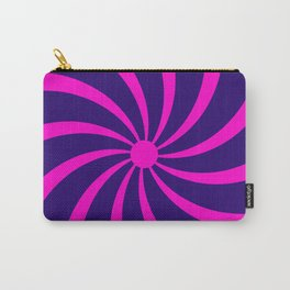 Abstract Swirl Carry-All Pouch