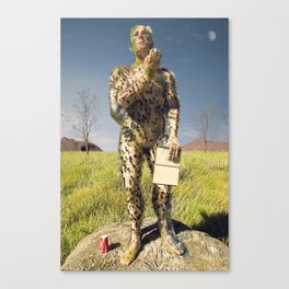 Thesis Canvas Print