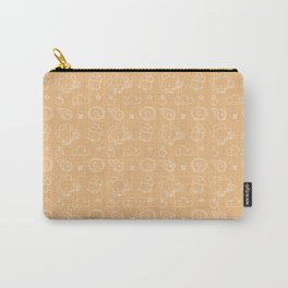 Caramel Town - Yellow Roro Carry-All Pouch