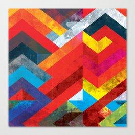 Geometrics One Canvas Print