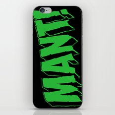 MANT! (Radioactive Edition) iPhone & iPod Skin