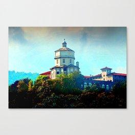 Capuchin Monastery Canvas Print