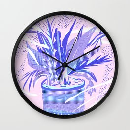 plant smell Wall Clock