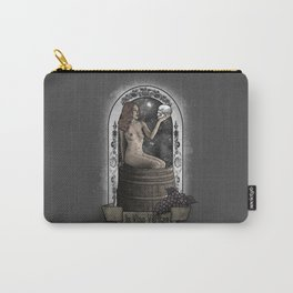 In Vino Veritas Carry-All Pouch